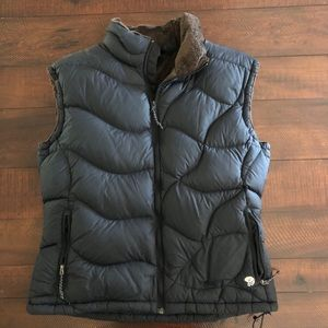 Mountain Hardware Down Vest